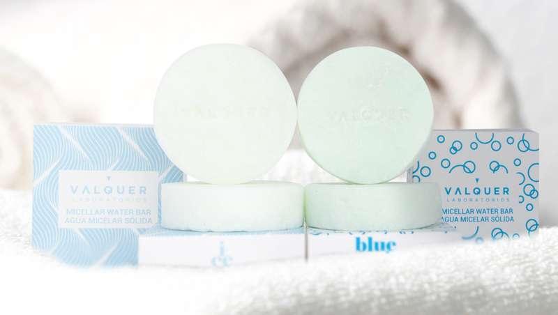 Nuevos cosméticos sólidos de Válquer Laboratorios