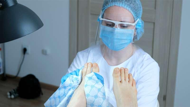 Nuevos protocolos de trabajo para servicios de manicura y pedicura durante la desescalada