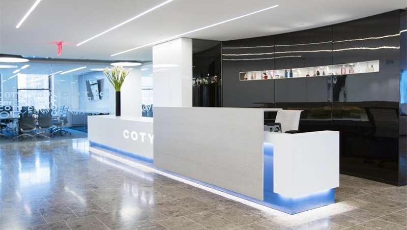 Coty vende marcas belleza.