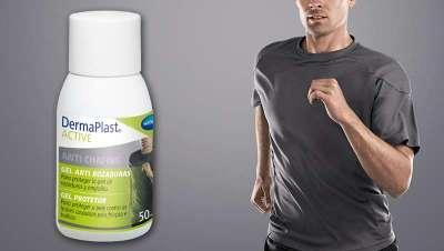 DermaPlast Active, nuevo y eficaz gel antirrozaduras
