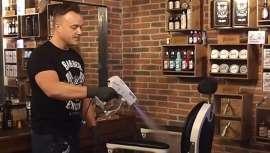 """Beardburys Streamer Gun, a tecnologia ao serviço de cabeleireiros e barbeiros perante a """"nova realidade"""" do Covid-19 que assegura o mais completa e fácil higiene, rápida e económica na desinfeção dos postos de trabalho na nova normalidade"""