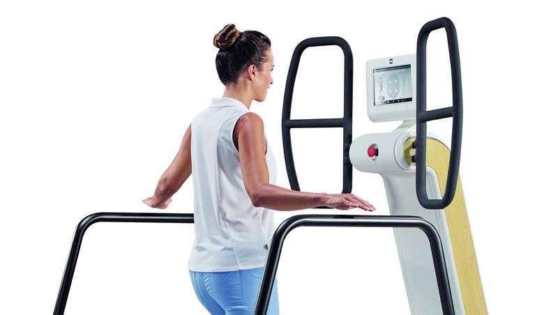 Huber 360 Evolution, a nova plataforma para reabilitar os pacientes com Covid-19
