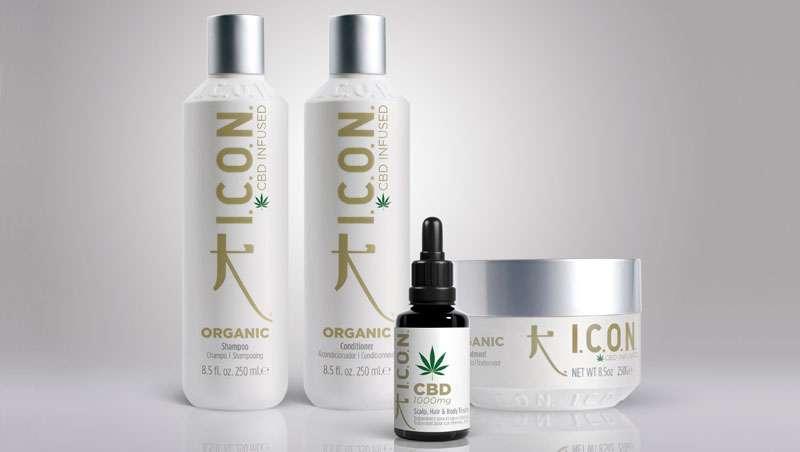I.C.O.N. Organics CBD Infused