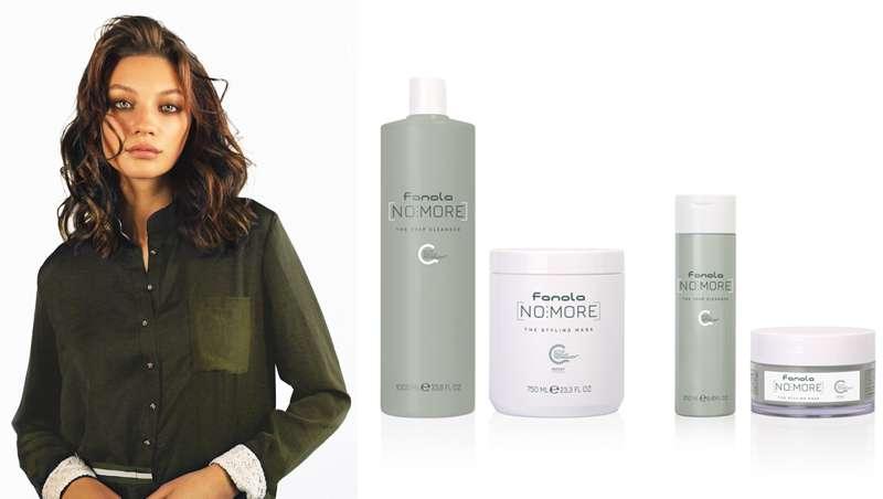 Fanola No More, tecnología patentada, milagro para el cabello
