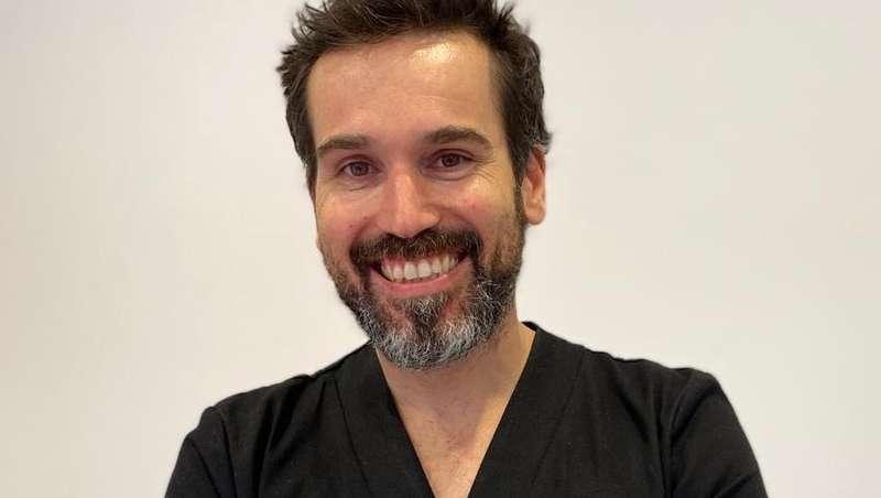 Antonio Carmona: 'Pon un fisioterapeuta en tu vida'