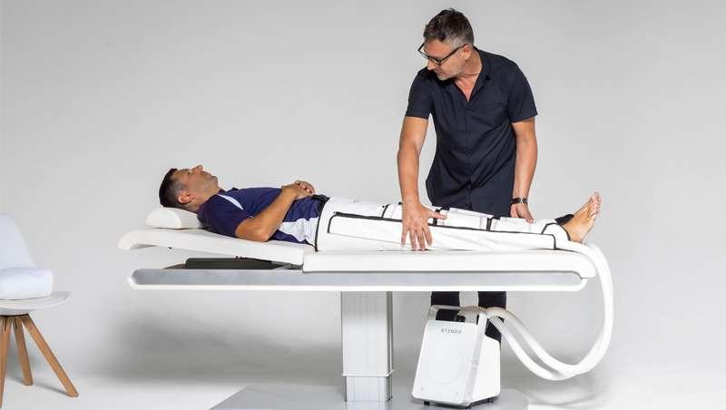 Stendo, activador de la circulación sanguínea, grado médico