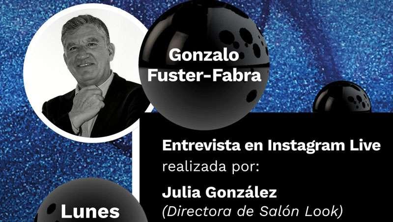 Los encuentros de Look, con Gonzalo Fuster-Fabra, especialista del sector de la peluquería y cosmética