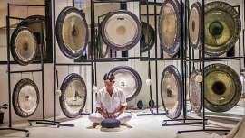 Se trata de un instrumento único para alcanzar un profundo estado de meditación y de conciencia. Terapia Gong, equilibrio emocional
