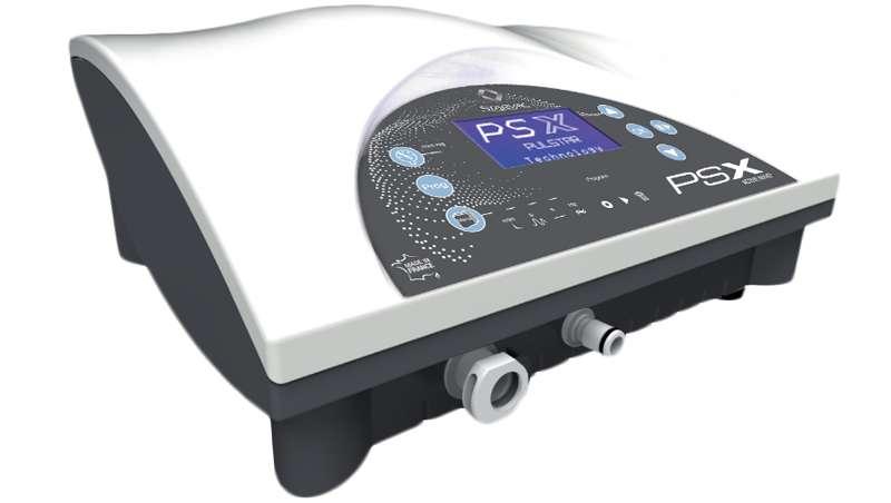 Pressodynamie, 12 veces más estimulación que una presoterapia convencional