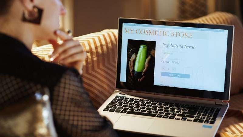 El consumo digital de la belleza