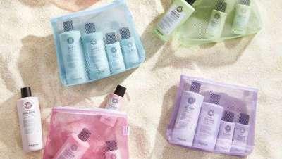 Las nuevas Beauty Bags de Maria Nila son ¡irresistibles!