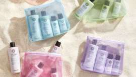 Dismay Hair&Beauty, distribuidor en exclusiva de Maria Nila en España, te presenta sus nuevas Beauty Bags, ideales para el verano, 100% veganas, 100% recicladas, edición limitada