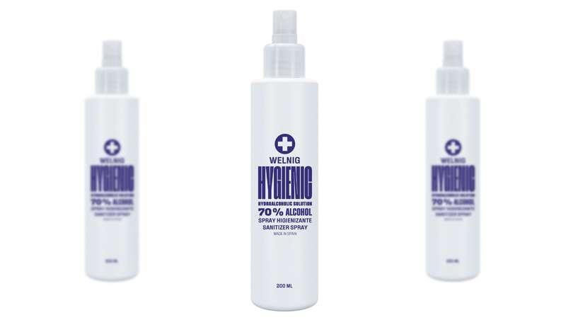 La solución higienizante más fácil de usar y saludable la tiene Grupo Periche