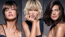 Jean Louis David revive los peinados más emblemáticos de la industria de la peluquería. Crazy about JLD presenta tres versiones de mujeres totalmente opuestas a través de tres atrevidos y favorecedores estilos desde los años 70, hasta la actualidad