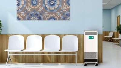 Saneamiento e higienización del aire ISO Tech Steril Line