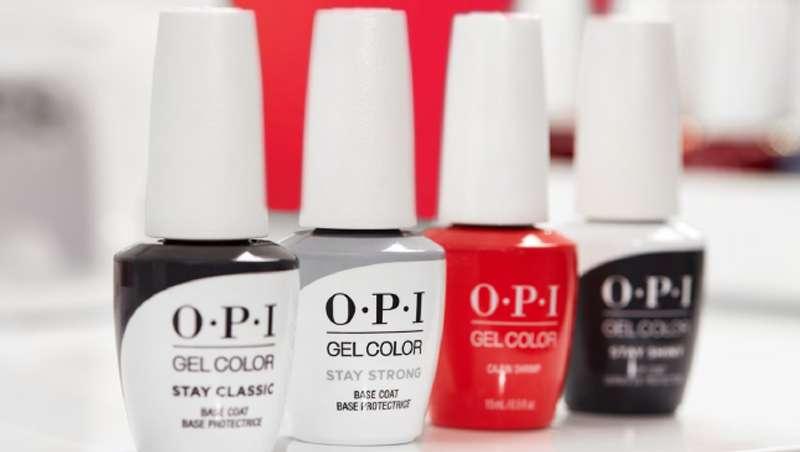 OPI Restage, la nueva base Stay Strong para uñas de acabado perfecto y duradero