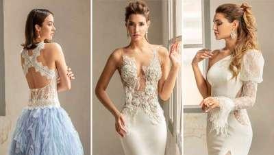 Jordi Dalmau Costura & Kin Cosmetics presentan la primera colección de moda y peluquería nupcial en nuestro país retransmitida vía streaming