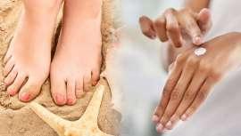 Soluciones para la sequedad en manos y pies