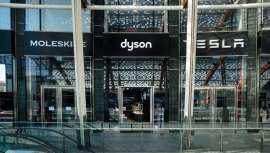Probar los productos in situ, la principal característica de la apertura de la nueva tienda en Milán, Italia, de la marca Dyson
