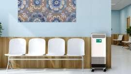 """Linha de equipamentos específica para saneamento e higienização do ar, """"UVC lamp system"""", de eficácia demonstrada. O poder contra vírus e bactérias das lâmpadas germicidas UVC em todo o tipo de ambientes e espaços, algumas até, transportáveis"""