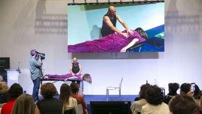 VI Edición de Masajes del Mundo, en Salón Look 2020 con Consuelo Silveira