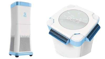 Ya está aquí el depurador de aire para espacios profesionales, Freshing