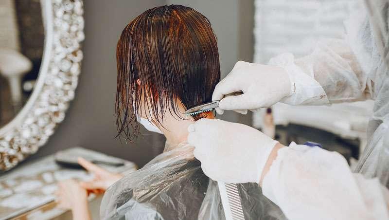 consumidor peluquería