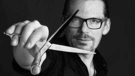 El famoso estilista Christophe Gaillet, elegido nuevo director artístico de la Maison Haute Coiffure