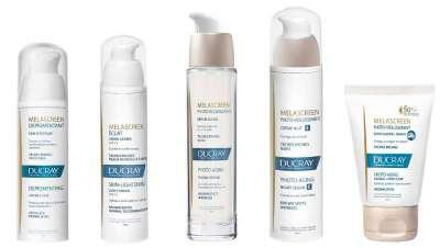 Melascreen, cuidados antimanchas de Ducray