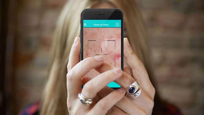First Derm lanza un motor de búsqueda de las enfermedades de la piel