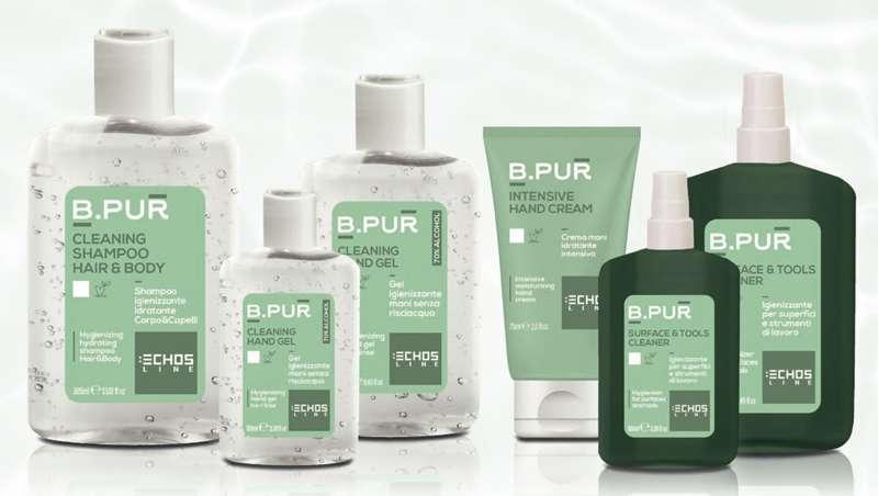 B.Pur, a higiene profunda que precisas para o cabelo, corpo e para as tuas ferramentas profissionais