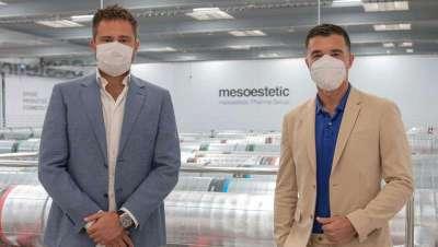 mesoestetic anuncia que desarrollará un producto cosmecéutico para Galderma