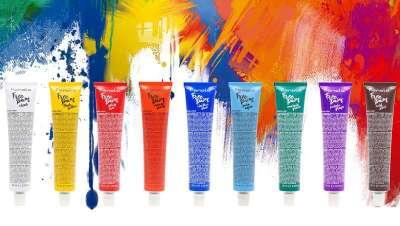 Free Paint, a liberdade criativa e de expressão da cor no cabelo, por Fanola
