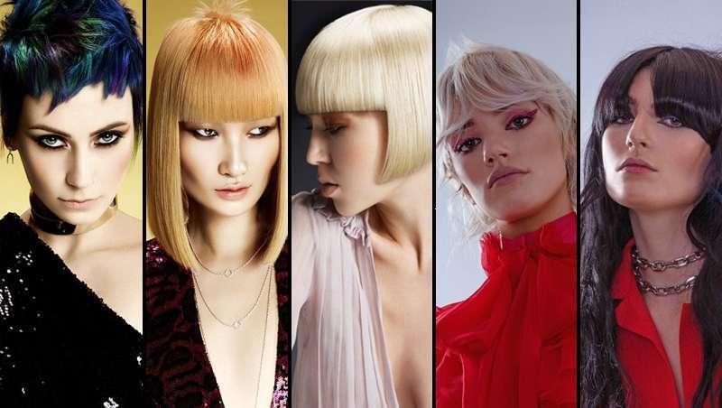 Cinco estilos de penteado que deixam rasto, por Rainbow Room Int.