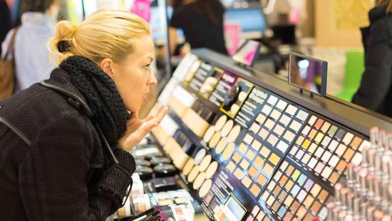 Reino Unido espera uma diminuição de 10% no mercado da beleza para este ano