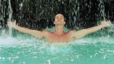 Los balnearios están este verano al 90% de su capacidad