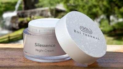 Silessence Night Cream, la novedad de Boí Thermal