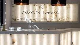AVANTwell Medical & Wellness Center BCN es el nuevo centro multidisciplinar de la reconocida firma de la estética, spa y equipos médico-estéticos, localizado la zona alta de Barcelona