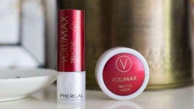 Cuidado de los labios castigados por el uso de mascarillas con Volumax Triactive
