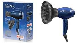 Mais seguro que nunca, tal e como os tempos requerem, o novo secador de cabelo Parlux Alyon® Blue Night é ainda, antibacteriano