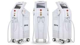 Es un método novedoso, rápido e indoloro de depilación. Utiliza la luz xenón combinada con la tecnología del sistema SHR del láser de Diodo para garantizar el mejor resultado