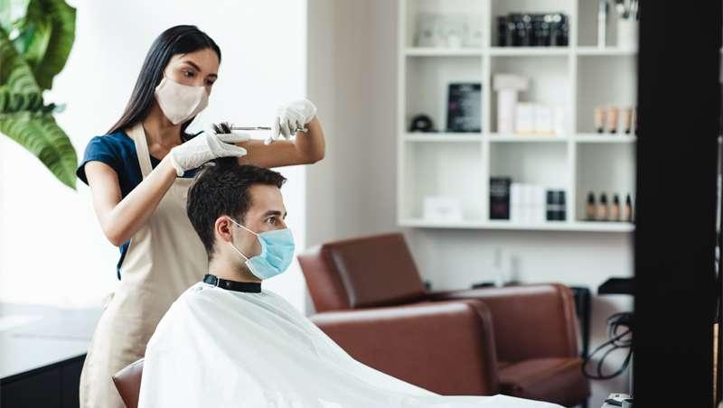Las peluquerías piden la ampliación de los ERTEs hasta fin de año