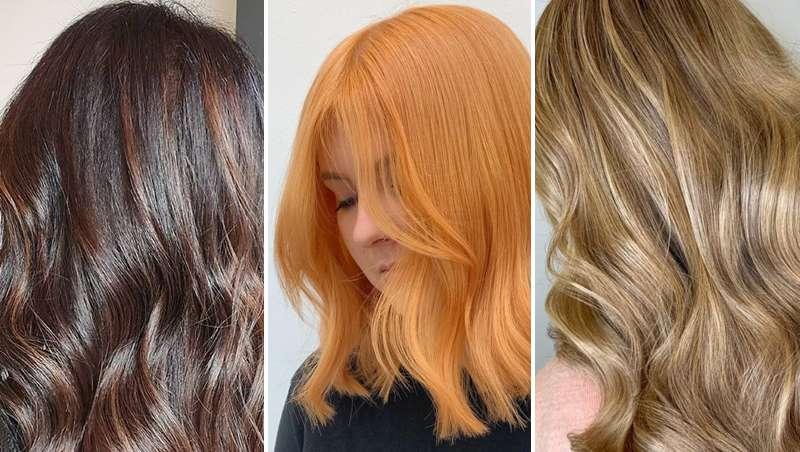 Jarabe de arce, el color ideal de pelo para castañas, rubias y morenas