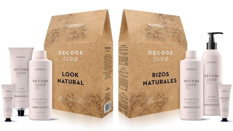 Decode Zero, packs de cuidado capilar respetuosos con el medio ambiente y el cabello, el regalo de la Navidad