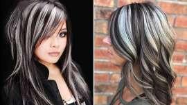 Símbolo de una década, los 90, y de un modo de hacer peluquería, las chunky, mechas anchas de raíz a puntas, efecto cabello a dos colores, vuelven y lo hacen con sutiles y otras veces grandes diferencias