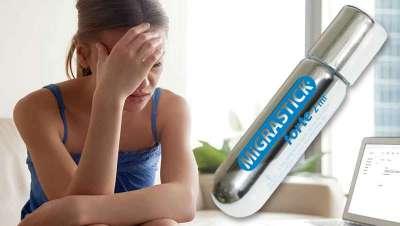 Migrastick, la solución para el dolor de cabeza de Arkopharma