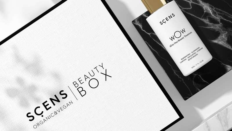 Scens, 3 Beauty Box para una Navidad y Belleza excepcional