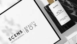 Scens, la marca de cosmética española orgánica, vegana y ultraeficaz, te ofrece 3 Beauty Box excepcionales para que estas Navidades sean más beauty que nunca