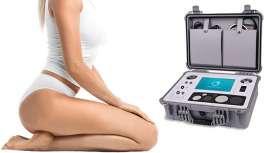 Intradermik, radiofrecuencia portable para recuperación de tejidos, rehabilitación, fisioterapia, suelo pélvico y fisioestética