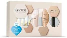 Este kit contiene la mejor selección de maquillaje para lucir una piel impecable. Con la venta de cada uno se dona 1 euro a la Federación Española de Bancos de Alimentos (FESBAL)